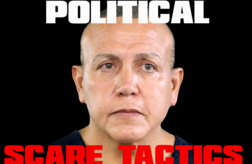POLITICAL SCARE TACTICS